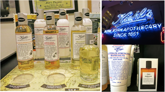 Kiehl's Crafted Packaging