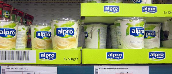 Alpro Soya Yoghurt