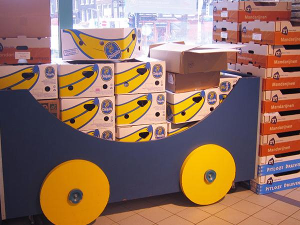 Chiquita boxes