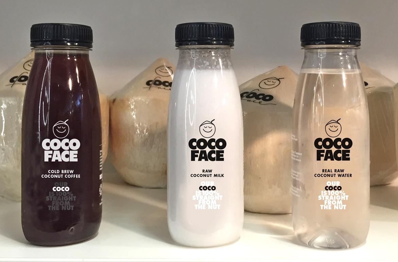 Coco Face bottles