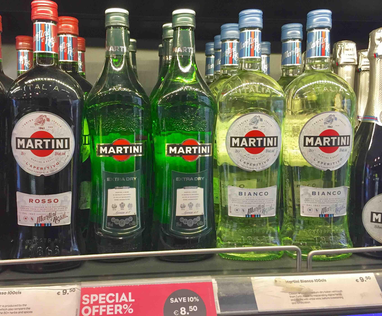 LinkedIn Martini