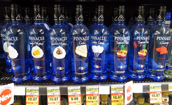 What Goes Good With Iced Cake Vodka
