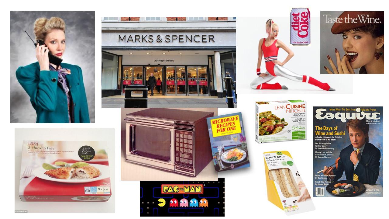 UK Food Trends - a long(ish) view - Osborne Pike