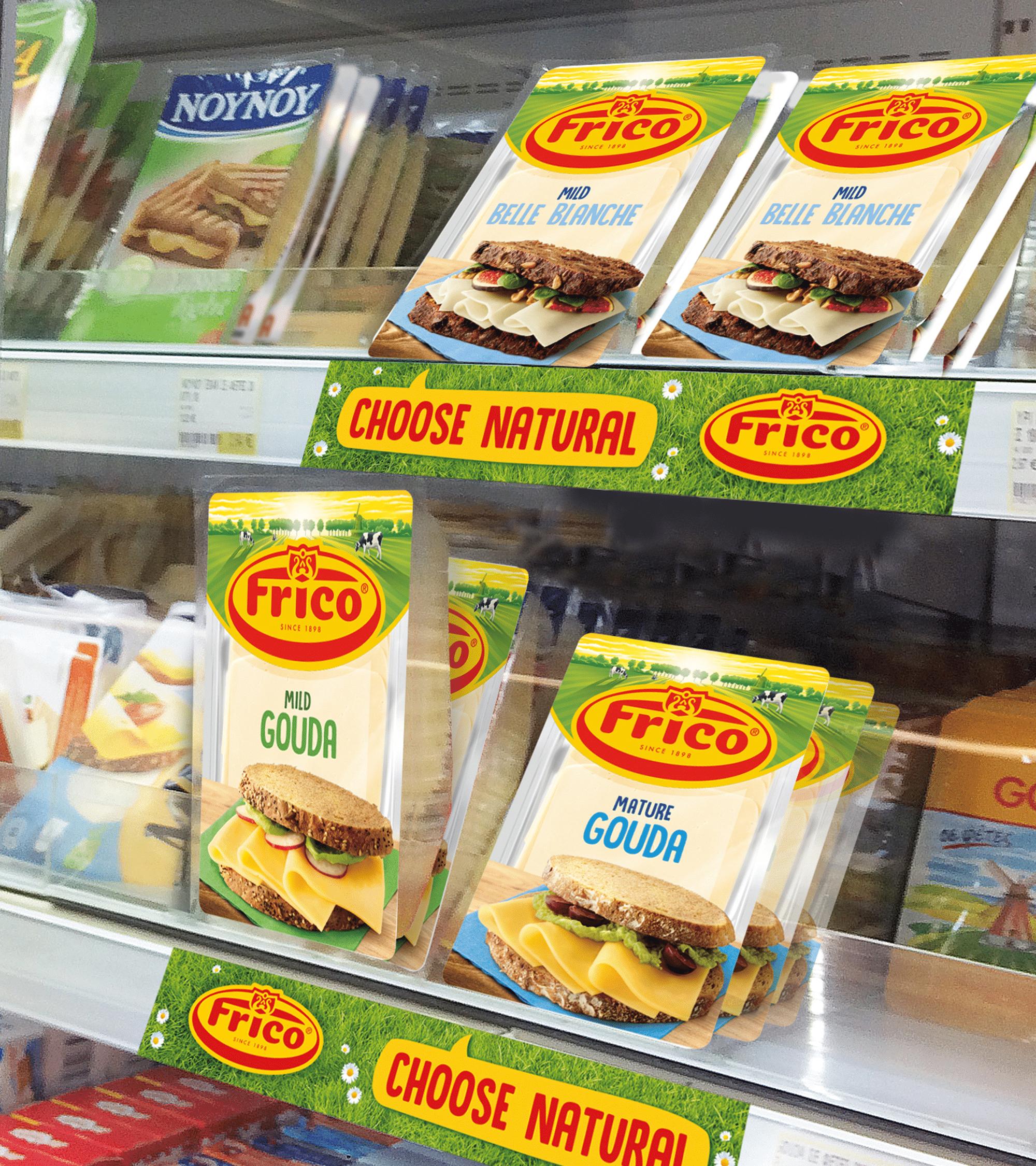Frico in Supermarket